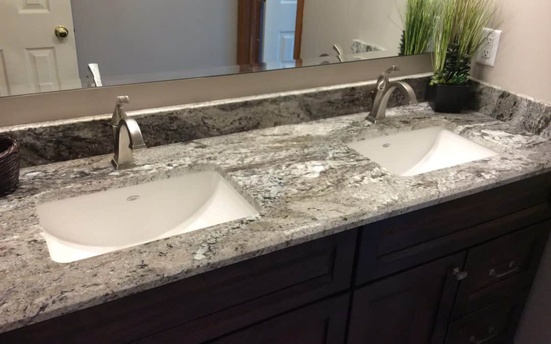 Granite Bathroom Countertops | 5 Reasons to Add Luxury to Your Home