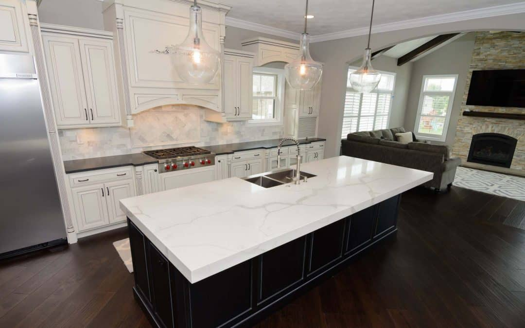 Why Quartz Countertops are a Good Choice