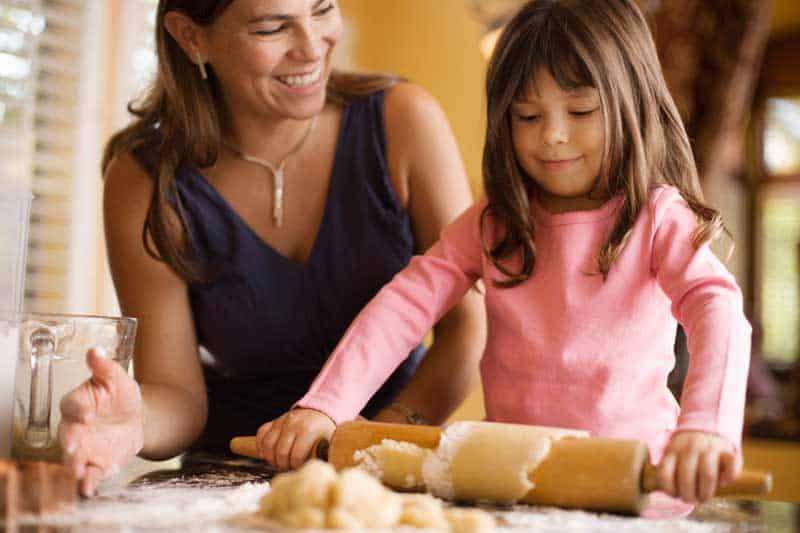 Quartz Countertops & Cookies | Making Memories in The Kitchen