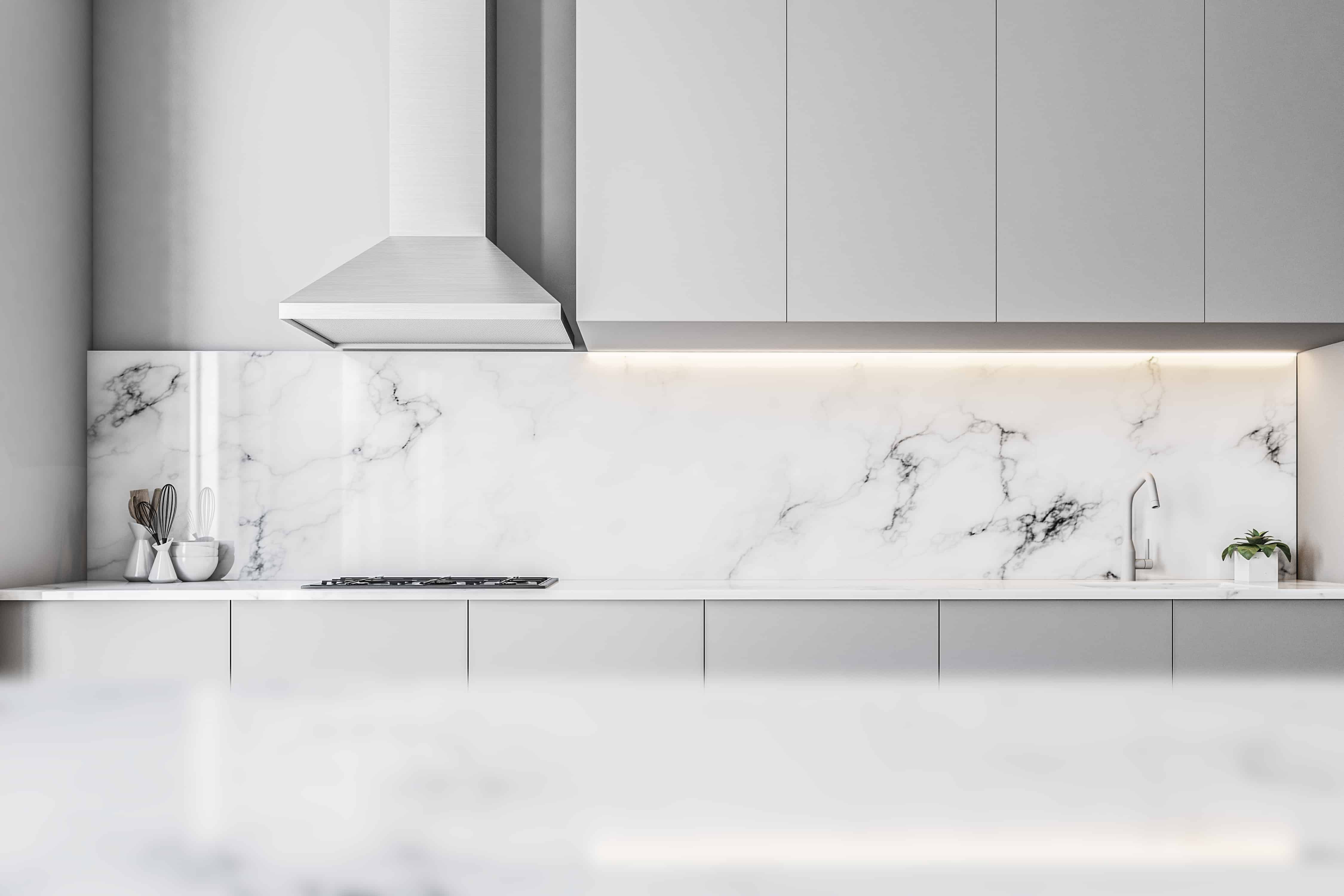Marble Kitchen Countertops | Pros and Cons