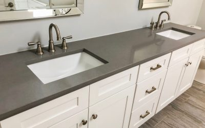 The Beauty of Quartz In Your Bathroom
