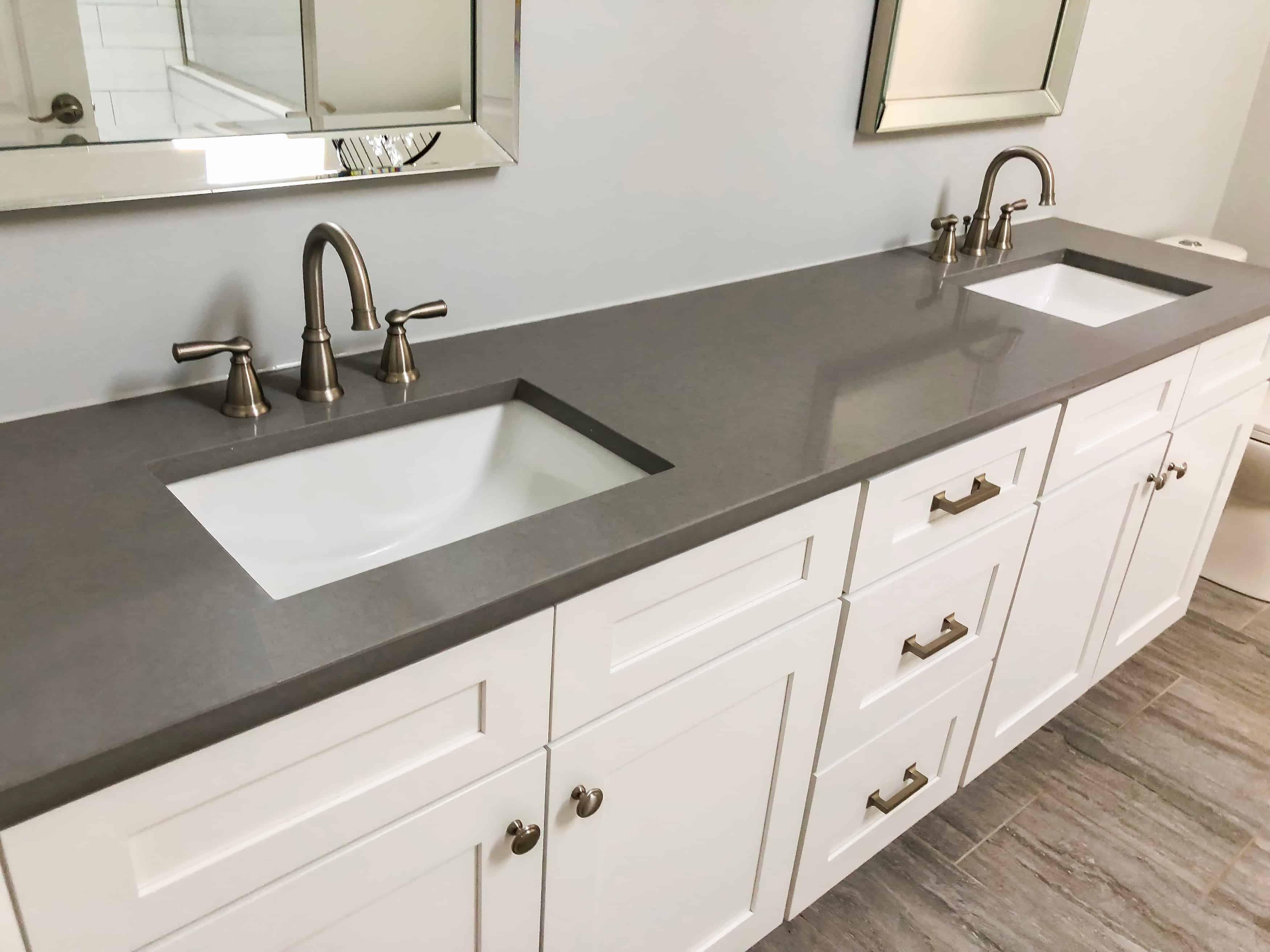 The Beauty Of Quartz In Your Bathroom, Quartz Countertops Bathroom