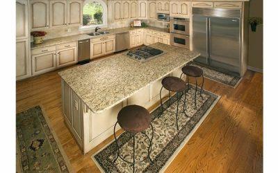 Giallo Ornamental Granite [Elegant Kitchen Counter Guide]