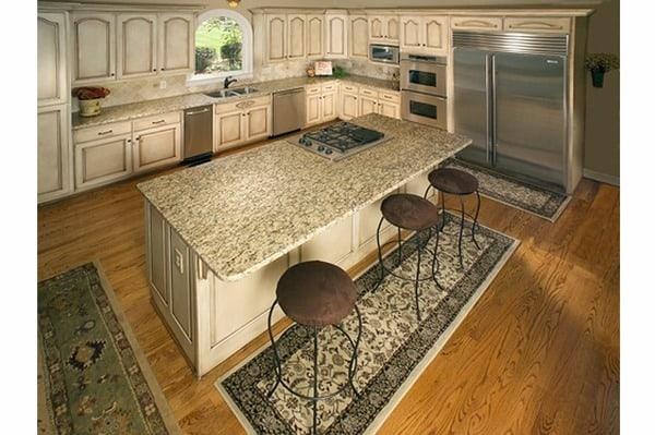 giallo granite countertop