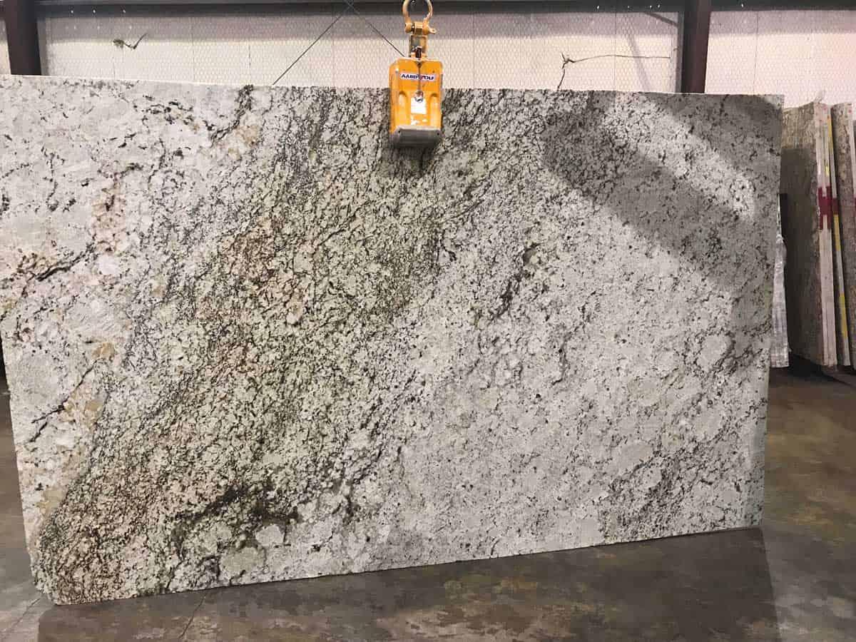 granite mohs scale