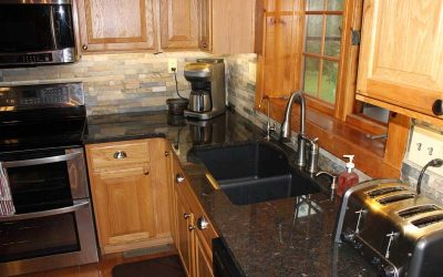 Coffee Brown Granite   Versatile Look For Your Home